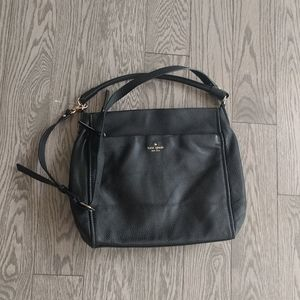Beautiful genuine leather bag by Kate Spade 🍀